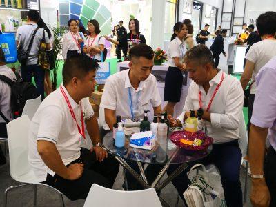 Salubrity Pharma In Guangzhou International Beauty Expo 2019